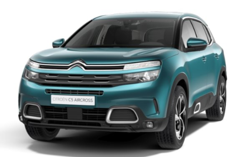 Photo 1 de l'offre de CITROEN C5 Aircross Feel 1.2 PureTech 130 cv S&S EAT8 à 26500€ chez Lezeau automobiles
