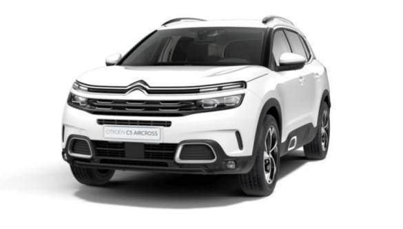 Citroen C5 Aircross Shine 1.6 PureTech 180 cv S&S EAT8 Essence  Neuf à vendre