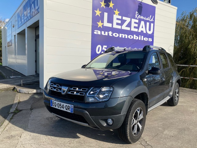 Photo 1 de l'offre de DACIA Duster Outdoor TCe 120 cv à 12500€ chez Lezeau automobiles